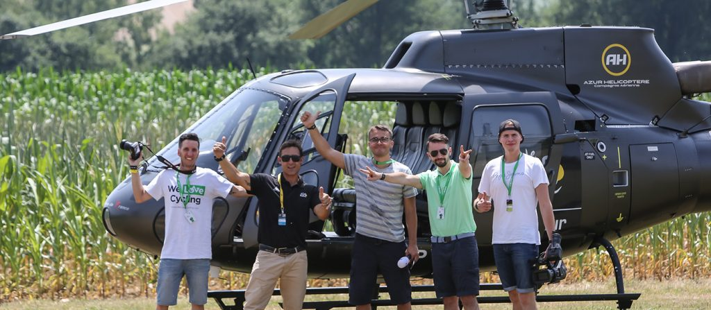 Personal Experience: What It's Like to Win a Trip to See the Tour de France