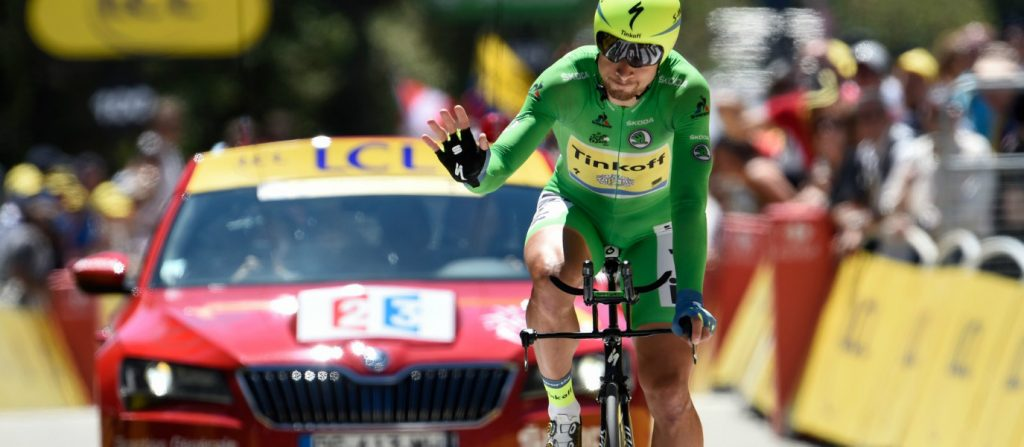 Tour de France Green Jersey Weekly Overview 2