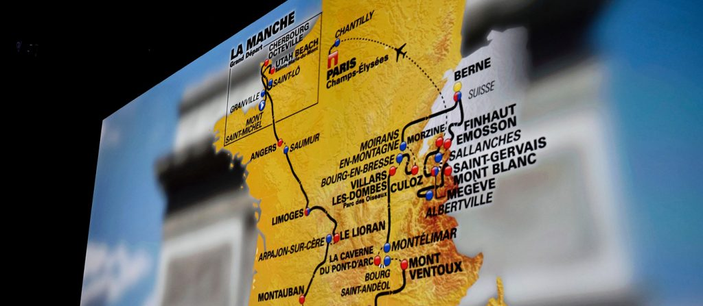 Download the 2016 Tour de France App for Breaking News, Interactive Maps and Videos